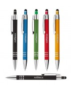 Impression offset numerique  à Sfax - Tunisie de stylos en dorure à chaud en une couleur avec un choix de plusieurs couleurs.